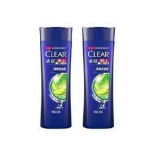 京喜APP:CLEAR 清扬 洗发水100g*2瓶 7.9元包邮