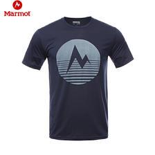 Marmot 土拨鼠 H44207 男士速干短袖T恤 99元(需买2件,双重优惠,实付198元)