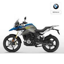 BMW 宝马 宝马(BMW)摩托车 G310GS 亚光金属蓝 51600元