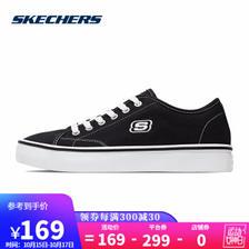 SKECHERS 斯凯奇 66666131 女款运动帆布鞋 ¥144