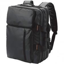 双肩 单肩 手提多用【限时¥253.24】Elecom宜丽客 商务包电脑包BM-F04XBK 亚马逊