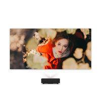 BenQ 明基 i967L 4K激光电视套装 100英寸DNP抗光屏 ¥38999