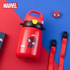 迪士尼(Disney) 儿童便携保温杯 蜘蛛侠 红色  券后49元