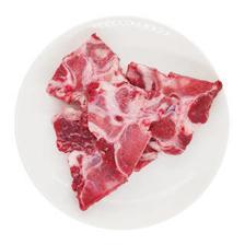 祁连牧歌 国产牛脊骨段 1000g 29.9元
