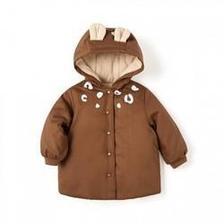 balabala 巴拉巴拉 婴儿保暖棉服 59.3元 (需用券)
