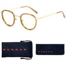 65% 蓝光保护:Gunnar 贡纳尔 成人防蓝光护目镜 游戏眼镜(两色/中性) 亚马