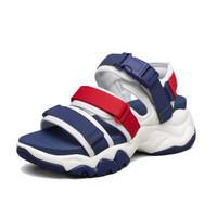 16日0点!SKECHERS 斯凯奇 66666302/WNVR 女士休闲凉鞋 ¥59