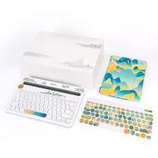 2020款 Apple iPad 8代 128G 银色 WiFi版 平板电脑 + 国家宝藏配件定制礼盒 3099元包