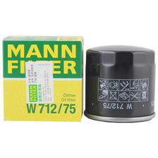 曼牌滤清器(MANNFILTER)机油滤清器W712/75(昂科拉/英朗/创酷/科帕奇 *3件 84.4元(