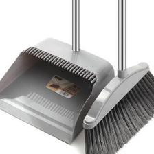 防风梳齿型扫把簸箕套装 两件套  券后13.9元