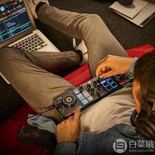 Hercules 嗨酷乐 DJControl Starlight 迷你便携式星光打碟机 ¥325.39