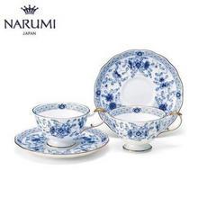 NARUMI 鸣海 Milano系列 骨瓷茶杯碟套装 210ml*5组 ¥1002.05
